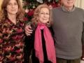 2015, Natale con la famiglia d'origine
