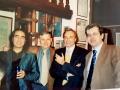 2005. Roma, il Trio con Antonio Amoroso