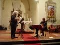 2008, Concerto a Sutri con Persichilli