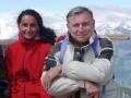 2007, Aosta, escursione a Pila 2000