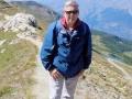 2014, Aosta, escursione a Pila 2000