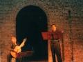 2005, Ferrara, concerto in Casa Ariosto con Di Donato