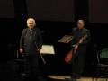 2011, Foligno (Perugia) concerto con Persichilli all'Auditorium S. Domenico