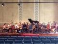 2014, La Spezia, l'Ensemble da Camera con Chitarre