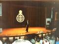 1987, concerto a Pontevedra (Spagna)