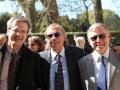 2011, il Trio a Roma