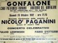 Gonfalone  Roma 1982